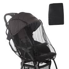 <b>Baby</b> care <b>Москитная сетка</b> Star для прогулочных колясок (черный)