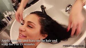 <b>Miriam Quevedo Platinum and Diamonds</b> Hair care - YouTube