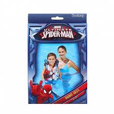 Купить надувной жилет для плавания <b>Bestway Spider</b>-<b>Man</b> от ...