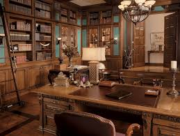 image vintage home office decoration designed landfair on furniture inspirational designs for the home office antique office table