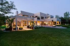 Sweet Luxurious Contemporary House Plans Big Architectural Home    Sweet Luxurious Contemporary House Plans Big Architectural Home With Playing Ground Luxury Homes Photo Shared By Thoma   Fans Share Images