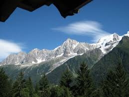 Image result for views from les houches