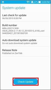 How to update firmware on my phone? | Official Support | <b>ASUS</b> Global