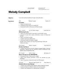 professional registered nurse resume sample  seangarrette coprofessional registered nurse resume sample