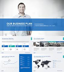 Business Plan Template Free Download   Aysekok info Free PowerPoint Templates