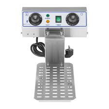 Royal Catering RCTF-10DH <b>Double Electric Deep Fryer</b> (2 x 10 L, 2 ...