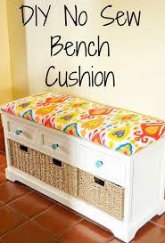 bench cushion boxed pad