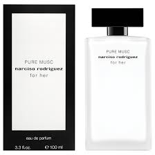 Женская парфюмерия NARCISO RODRIGUEZ For Her Pure <b>Musc</b> ...
