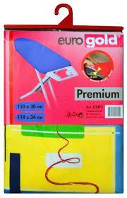 Купить <b>Чехол</b> для гладильной доски <b>EUROGOLD Premium C34F3</b> ...