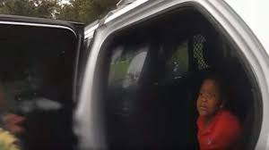 'Please let me go:' Video shows 6-year-old girl crying, pleading ...