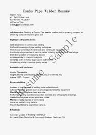 sample welder resume examples resume tig welder resume examples sample welder resume examples