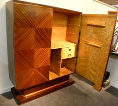interior inspiration classy carpenter made art deco furniture cabinet
