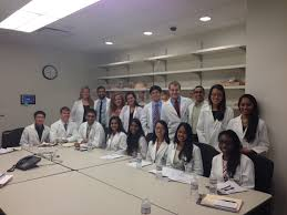 time has come to the medical school at mcgovern medical school time students are welcomed to the medical school