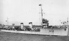 Italian destroyer Audace
