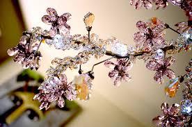 Swarovski crystal cherry blossom chandelier by Tord Boontje - 3687636265_13b348bb71