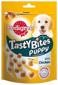 <b>Лакомство</b> для собак <b>Pedigree Tasty Bites</b> Puppy ароматные ...