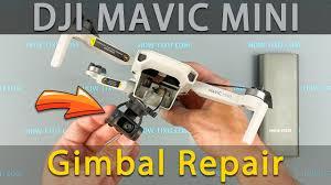 <b>Dji Mavic Mini Gimbal</b> Repair after crash - YouTube