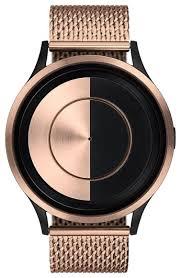 Купить <b>Наручные часы</b> ZIIIRO Lunar Rose <b>Gold</b> по выгодной цене ...