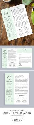 ideas about free resume on pinterest   resume template free    professional resume templates for microsoft word  features  and  page options plus a