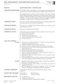 hiring registered nurse job description sample hrm job description and neonatal nursing registered cssd manager job description