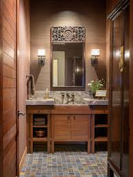 arts crafts bathroom vanity: arts and crafts bath vanities bathroom design ideas