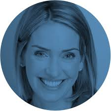 the second shift katie fogarty was a former speechwriter for a u s senator today she is an expert at corporate communications copywriting and social media