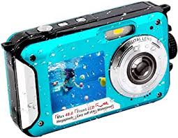 Underwater Camera FHD 2.7K 48 MP Waterproof ... - Amazon.com