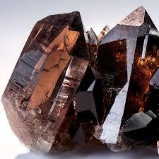 Украшения с камнем <b>раухтопаз</b> - купить натуральный рухтопаз в ...