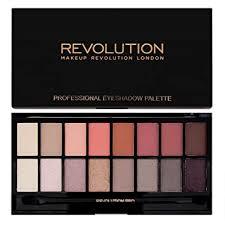 Makeup Revolution Eyeshadow Palette, New-Trals vs ... - Amazon.com