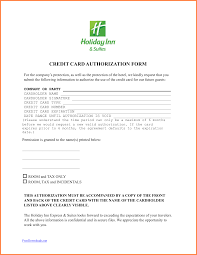 hyatt credit card authorization form credit card authorization uploaded by naila arkarna