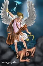 Resultado de imagem para imagens do arcanjo Miguel