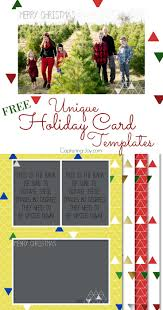 holiday or anytime card templates capturing joy unique holiday card templates for choose from 4 designs to customize your christmas card