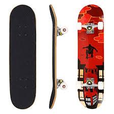 Hikole Skateboard for Kids Teen Adult - Complete ... - Amazon.com