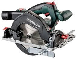 Дисковая <b>пила Metabo KS 18</b> LTX 57 0 MetaLoc — купить по ...
