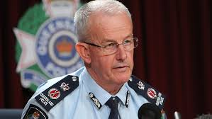 Police Commissioner Bob Atkinson talks to media. GOOD MAN: Police Commissioner Bob Atkinson. Picture: Peter Wallis Source: The Courier-Mail - 092269-police-commissioner-bob-atkinson-talks-to-media