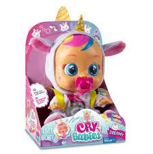 IMC Cry Babies- <b>Dreamy Unicorn</b> Doll | Walmart Canada