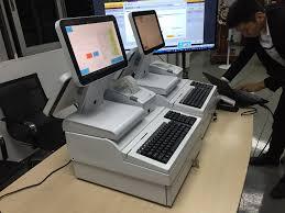 13 inch <b>Dual</b>-<b>screen Cash</b> register&Table Kiosk-Digital Signage ...