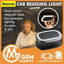 <b>Baseus</b> LED <b>Car Reading Light</b> Night Lamp Rechargeable Light <b>Car</b> ...