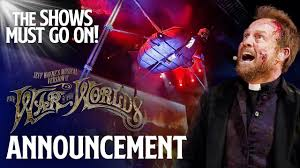 <b>Jeff Wayne's</b>...The War of The Worlds - Friday 23rd October (Teaser ...