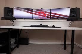 desk setup tour 2015 youtube nicole miller home decor home decor websites shabby best desk for home office