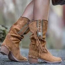 2019 New Fashion <b>Autumn</b> Winter <b>Women Boots</b> Denim <b>Women</b> ...