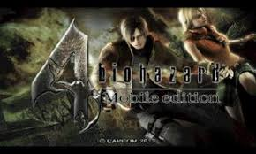 BioHazard 4 Mobile (Resident Evil 4) Android apk game. BioHazard ...