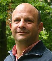Marc Lambert, CEO of the Scottish Book Trust. - MarcLambertIMG_2426