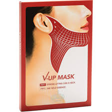 Lamucha <b>Маска для подтяжки овала</b> лица V-UP Mask Strong ...