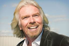 how does richard branson overcome his weaknesses