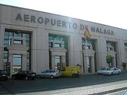 Malaga arrivals terminal