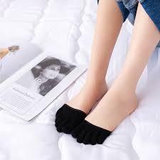 Online Shop Yogis Women <b>Socks</b> Sponge <b>Silicone Anti</b>-<b>slip</b> Lining ...