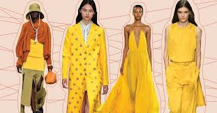 Yellow Is the Biggest Color Trend for Spring 2019, According to ...