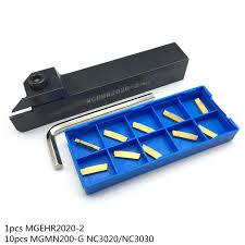 MGMN150 MGMN200 MGMN300 <b>MGMN400 H01</b> Carbide Insert ...