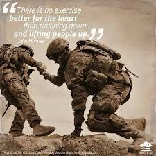 Honor Military Quotes Inspirational. QuotesGram via Relatably.com